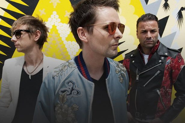 "Muse divulga lyric video inovador de ""Dig Down"""