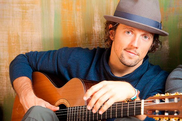 Jason Mraz confirma shows no Brasil Background