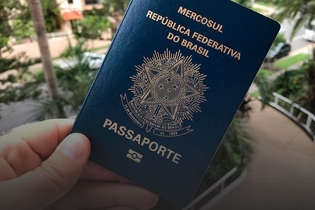 Placeholder - loading - Emissão de passaportes pode ser normalizada nesta semana Background