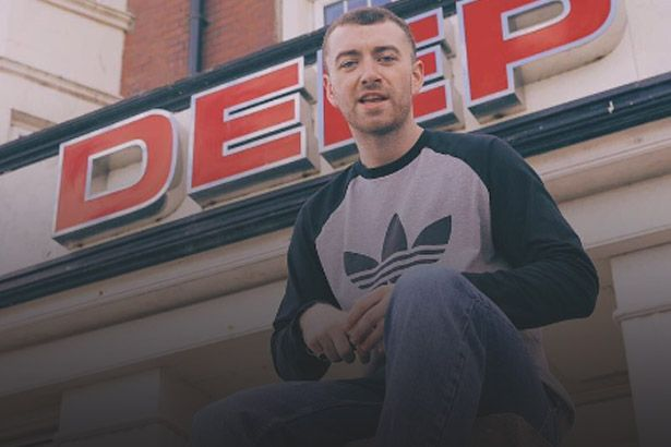 Placeholder - loading - Sam Smith pode lançar disco em setembro Background