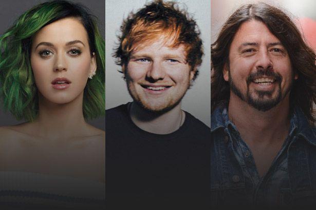 Glastonbury Festival divulga atrações confirmadas em 2017 Background