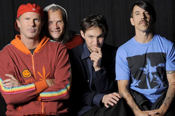 Red Hot Chili Peppers é confirmado no Rock in Rio 2017 Background