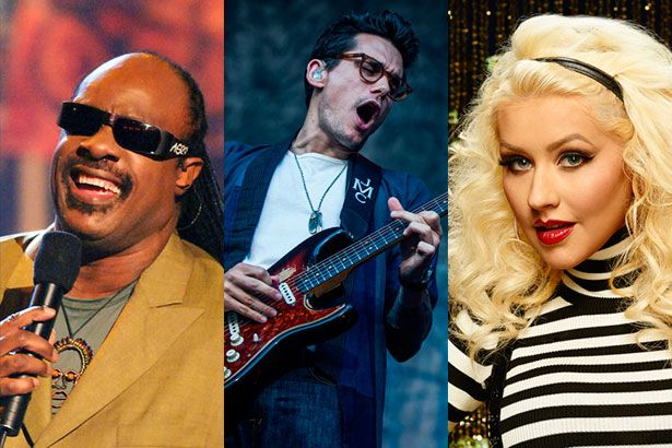 Stevie Wonder, Christina Aguilera e John Mayer são confirmados no tributo a Prince Background