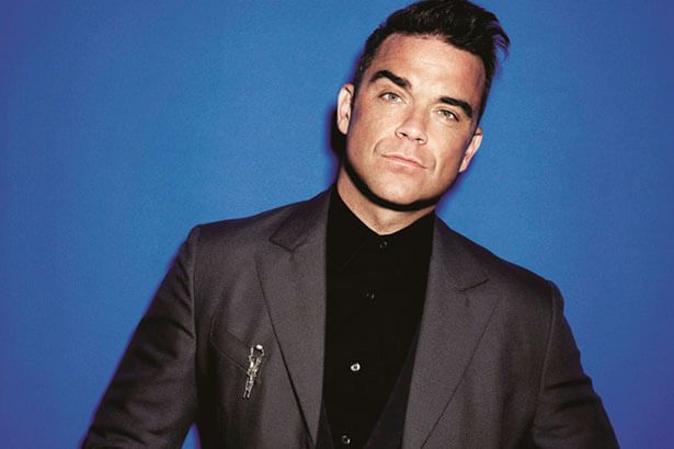 Placeholder - loading - Robbie Williams contará com participação de Ed Sheeran em seu novo disco Background