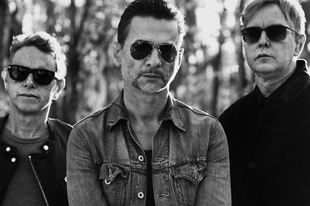 Depeche Mode lança primeiro single do álbum Spirit Background