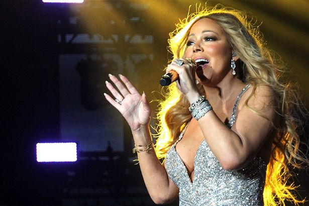 Mariah Carey estreia clipe de I Don't Background