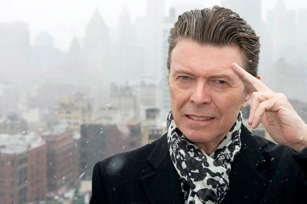 Apartamento de David Bowie em Nova Iorque está à venda Background
