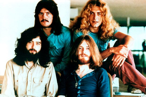 Led Zeppelin fará parte da trilha sonora de novo filme Background