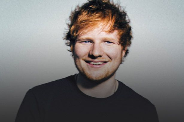 Ed Sheeran quebra recorde na Oceania Background