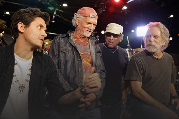 Show de John Mayer e Grateful Dead é interrompido por ameaça de bomba Background