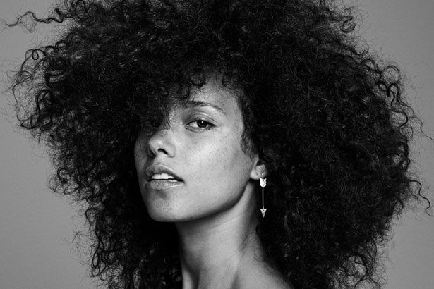 Alicia Keys anuncia novo disco Background