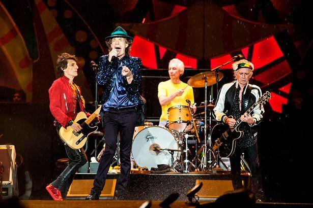 Rolling Stones liberam trecho de nova canção; confira Background