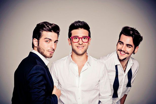 Sem Mariah Carey, Il Volo mantém vinda ao Brasil Background