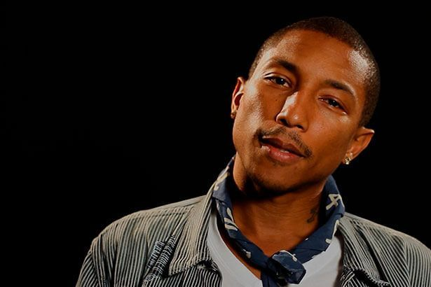 Pharrell Williams lança música inédita Background