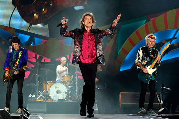 Rolling Stones liberam vídeo de Out Of Control em Cuba Background