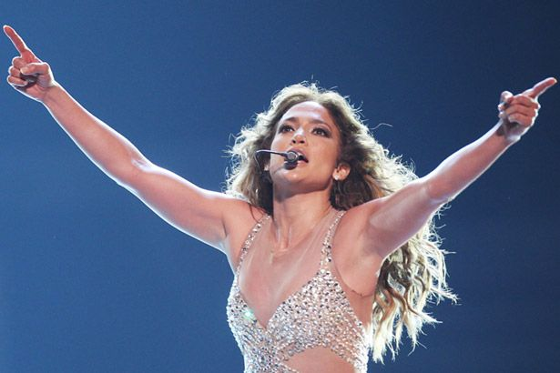 Jennifer Lopez fatura S$ 1 milhão com show em Las Vegas Background