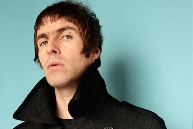 Liam Gallagher, ex-líder do Oasis, lançará primeiro álbum solo Background