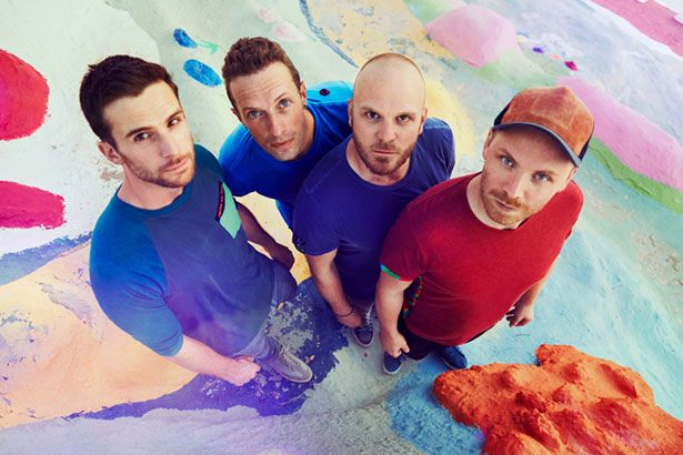 Coldplay divulga clipe de A Head Full Of Dreams Background