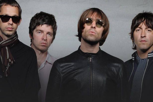 "Placeholder - loading - Confira lyric video da faixa ""Talk Tonight"", do Oasis"