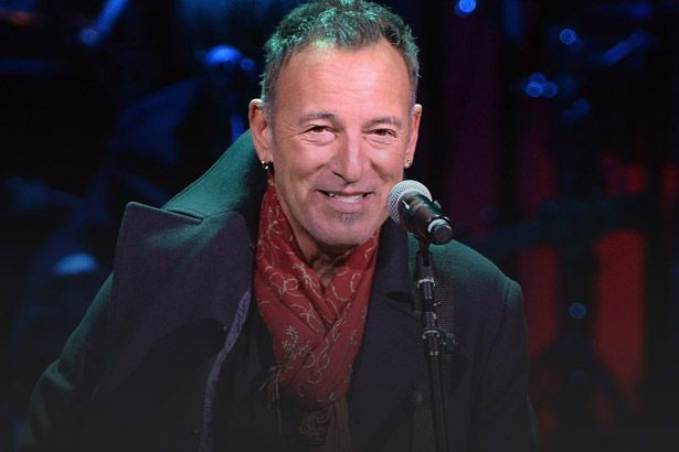 Bruce Springsteen fará shows na Broadway Background
