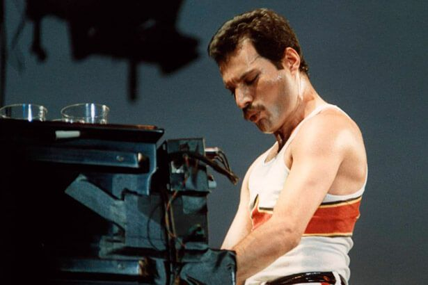 Asteroide ganha nome de Freddie Mercury Background