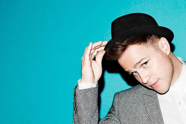 Olly Murs libera clipe de Grow Up Background