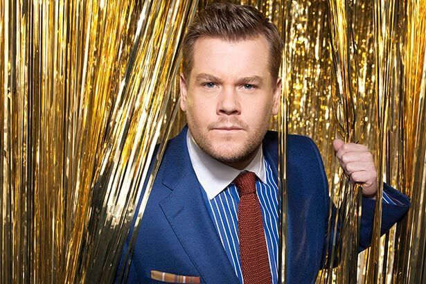 James Corden comandará Grammy 2017 Background