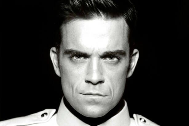 Ouça primeiro single do novo álbum de Robbie Williams Background