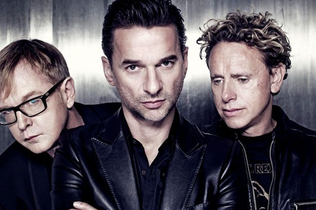 Depeche Mode anuncia álbum e turnê para 2017 Background