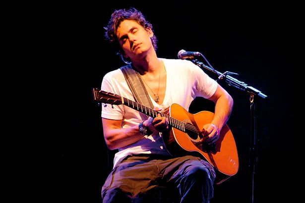 John Mayer anuncia single inédito Background