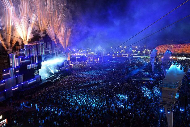 120 mil ingressos para Rock in Rio esgotam em 2 horas Background