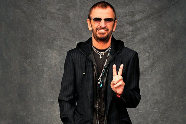 Com Colin Hay, Ringo Starr lança nova faixa no Dia Internacional da Paz Background