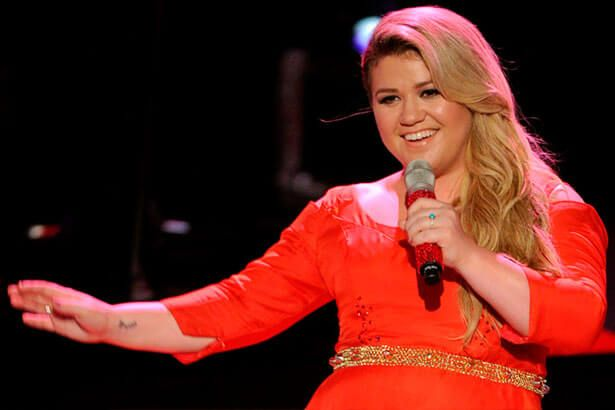 Kelly Clarkson fala sobre próximo álbum Background