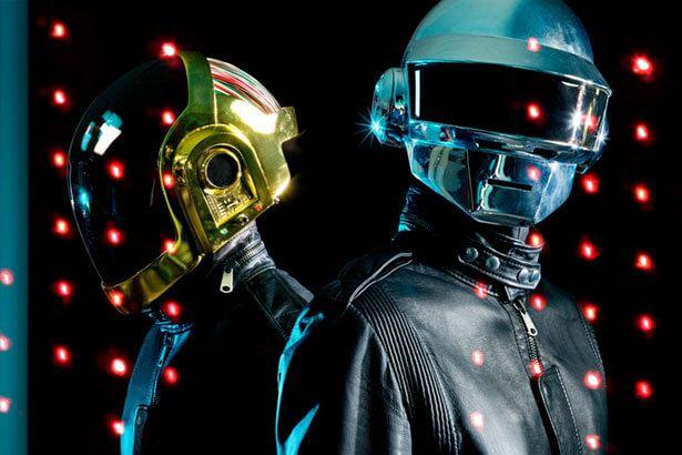 Vem novidade por aí; Daft Punk faz mistério na internet Background