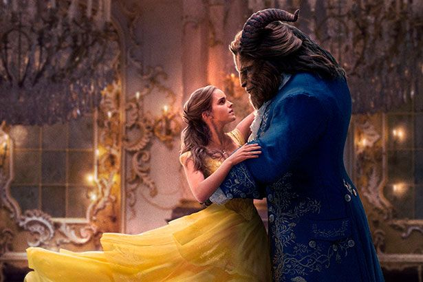 Ouça nova versão de Beauty And The Beast, cantada por John Legend e Ariana Grande Background