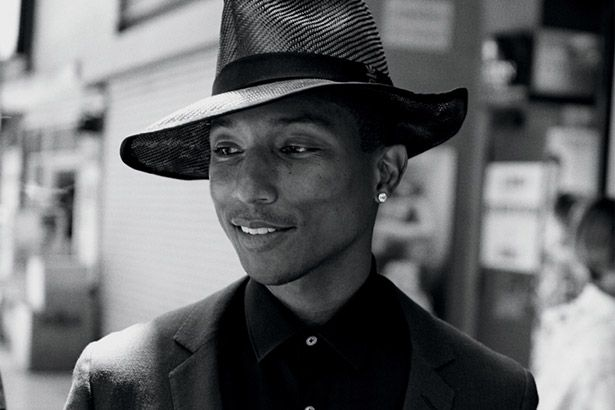 Infância de Pharrell Williams será retratada em filme musical Background