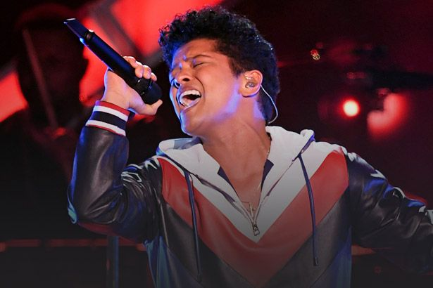 Bruno Mars fará apresentação no BET Awards Background