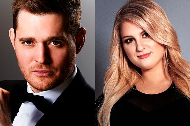 Ouça Someday, canção de Michael Bublé com Meghan Trainor Background