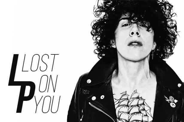 Lost On You, da cantora LP, é o Lançamento da Semana Background