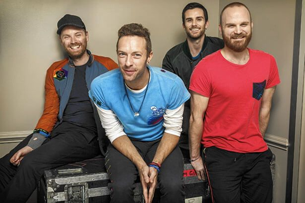 Placeholder - loading - Coldplay lançará EP inédito em 2017 Background