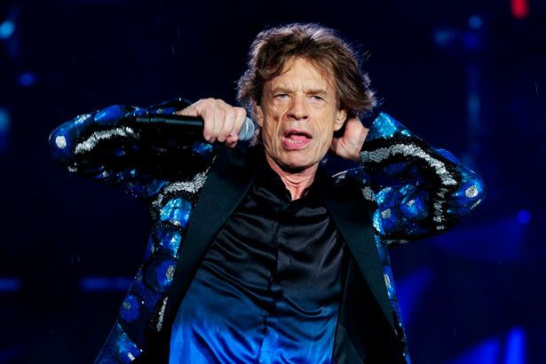 Pela primeira vez, Rolling Stones tocam Come Together, dos Beatles; assista Background
