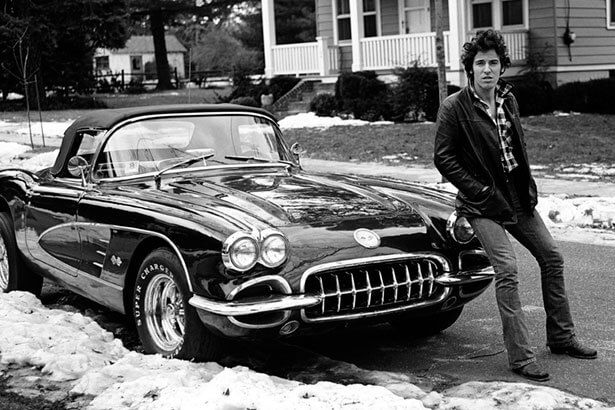 Autobiografia de Bruce Springsteen estreia como mais vendida Background