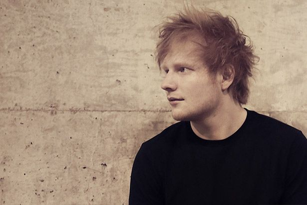 Ed Sheeran bate recorde em parada da Billboard Background