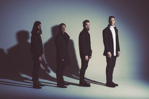 "Ouça ""Thunder"", novo single do Imagine Dragons Background"