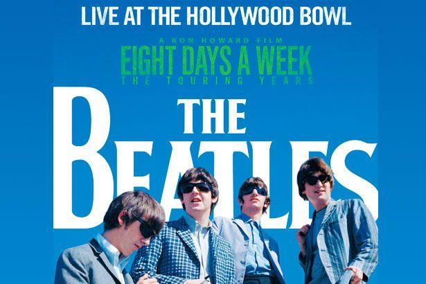 Filme sobre Beatles estreia amanhã nos telões brasileiros Background