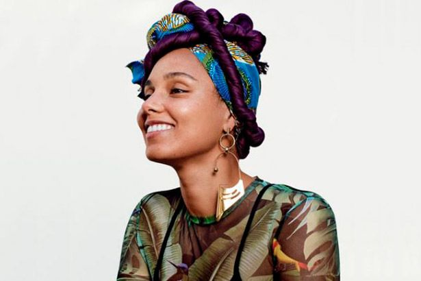 Alicia Keys confirma presença no Rock in Rio Background