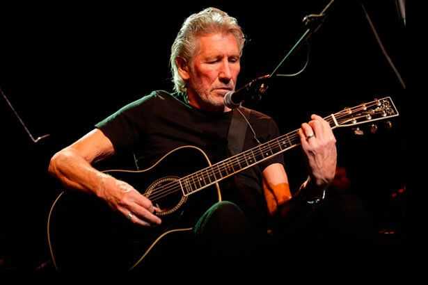 Cidade do México receberá show gratuito de Roger Waters Background