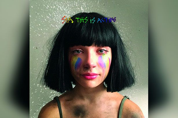 Placeholder - loading - Sia lança versão deluxe do álbum This Is Acting Background