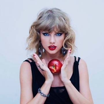 Álbum 1989, de Taylor Swift, atinge 40 semanas no Top 10 da Billboard 200 Background