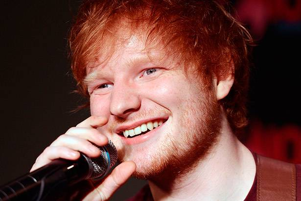 """Brother's Blood"" é o nome da nova canção de Ed Sheeran"